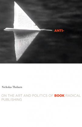 Anti-Book Launch